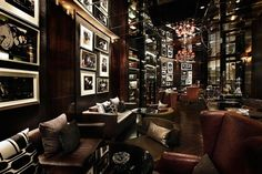 Jazz music: Let's fall in love with these jazz bars with an art deco design!