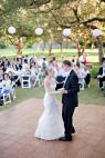 Austin Wedding at Green Pastures by Ivy Weddings