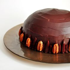 Chocolate Frozen Mousse Bomb by kalina813, via Flickr
