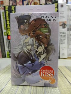 Kamisama Kiss Official Anime & Manga Official Playing Cards Deck