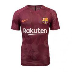 ca1ac941adb716 Barcelona 3 trøje 17-18 Kort ærmer  Billige  Fodboldtrøjer