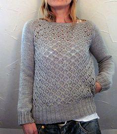 Isabell Kraemer's gorgeous chalkstone pattern ($6)