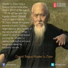 Master Lu Zijian