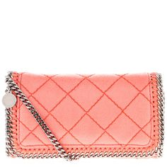 Stella McCartney Quilted Faux-Leather Chain Shoulder Bag, Women's