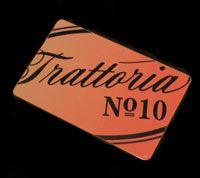 Trattoria No. 10