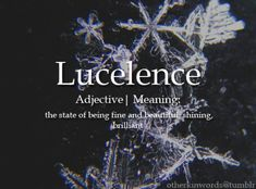 hey im solar slime — otherkinwords: Lucelence adjective Unusual Words, Weird Words, Rare Words, Unique Words, New Words, Cool Words, Beautiful Words In English, English Words, Book Writing Tips