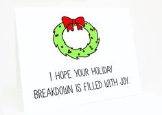 Funny Christmas cards | Holiday Breakdown | Cool Mom Picks