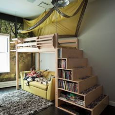 fun little boys room!