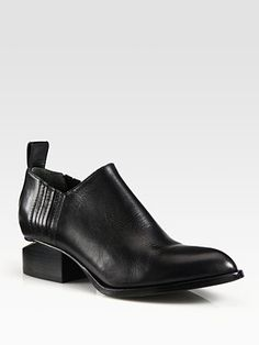 Alexander Wang Kori Leather Oxfords