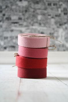 For Sale : $8.00 for 5 yards Twill Ribbon