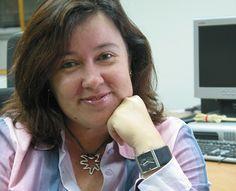 Esther, cibervoluntaria de Canarias7.es #faces #volunteers #voluntarios