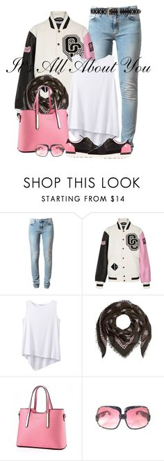 """SWV- It's All About You"" by texasradiance ❤ liked on Polyvore featuring Acne Studios, Opening Ceremony, prAna, Versace, Yves Saint Laurent and B-Low the Belt"