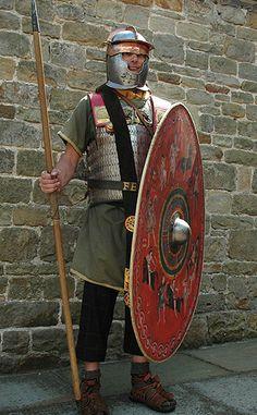 Late Legionary 3rd/4th century AD
