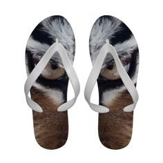 Eye Of The Tiger 1 Flip Flops