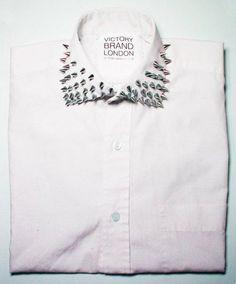 DIY shirt studding