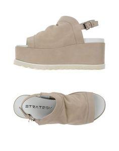 STRATEGIA Sandals. #strategia #shoes #sandals