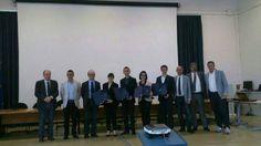 Grandi ragazzi, grazie di tutto! #premio #marketingidea2013 #pinprato #unifi #atutta #siamonoisiamonoi / Great job guys, thank you very much! #award #marketingidea2013 #comeon #pinprato #unifi