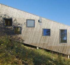 * Residential Architecture: Åre Solbringen By Waldemarson Berglund