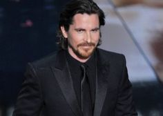 Still thinking about Christian Bale & his beard at the Oscars ;)