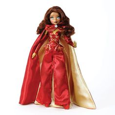 """Madame Alexander Collections  Marvel  Iron Man  /""""Fan Girl/"""" New In Package 14/"""""""