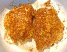 Filet z kurczaka w cieście serowym - Blog z apetytem Polish Recipes, Cauliflower, Food And Drink, Fish, Meat, Chicken, Vegetables, Blog, Kitchens
