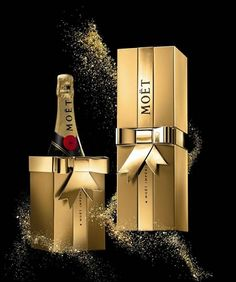 Every year at different auto shows across the globe, aftermarket customization companies show off their bespoke creations to. Champagne Moet, Best Champagne, Champagne Taste, Moët Chandon, Celebrities, Glass, Holiday, Christmas, Gold