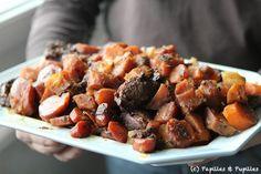 Boeuf mijoté carottes pommes de terre