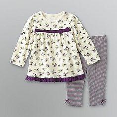Newborn Girl's Dress Outfit- Little Wonders