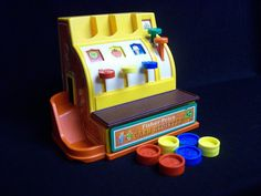 Loved these fisher price toys. :)