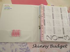 DIY Family Planner/ Time Management Binder
