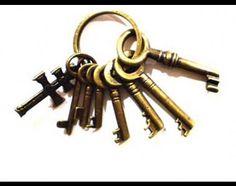 El uso de las llaves en rituales para el dinero, amor y otras cosas. Todos los detalles aquí.