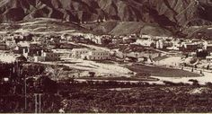 @ArquitecturaVzl   Así se veía la recién inaugurada urbanización Los Caobos en Caracas en el año 1949, creada por el Sr. Luis Roche.