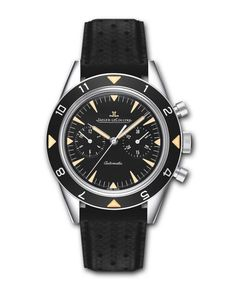 Jaeger-LeCoultre Deep Sea_Vintage Chronograph - front
