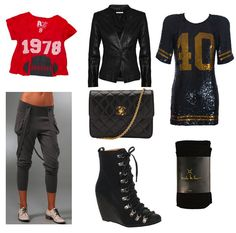 66 Best Game Day Attire Images Football Fashion Athletic Clothes