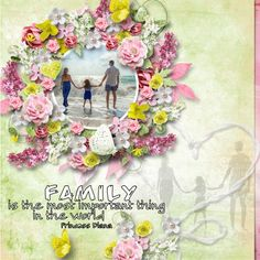 FAMILY FOREVER  1,30€ each pack for limited time http://digital-crea.fr/shop/index.php?main_page=index&cPath=155_489&zenid=7m5eghb8s2auskige0sn7g1v94 available after 1 month at her other stores: Digiscrapbooking.ch and My Memories Template: Garden Party by Heartstrings Scrap Art Photo: Pixabay