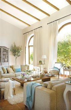 Una casa renovada para disfrutar del sur · ElMueble.com · Casas