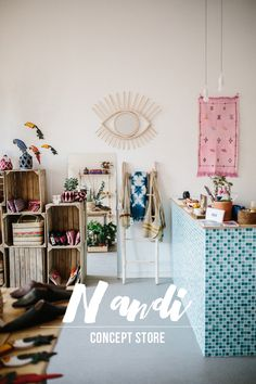 Berlin Shopping Tip: Nandi Concept Store