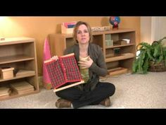 Montessori Practical Life Lesson - Snapping Frame