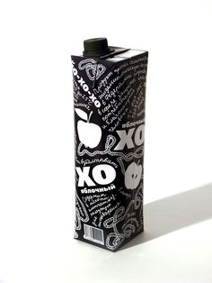 Packaging of the World: Creative Package Design Archive and Gallery: Yo ho ho Juice in Package