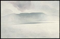 Shell and Old Shingle No. VII 1926 Georgia O'Keeffe 53.34 x 81.28 cm (21 x 32…