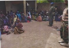 Welcome to Nonsoloaded's blog: Photos of Women and girls rescued From Boko Haram