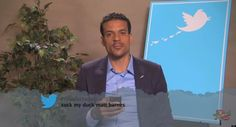 Mean Tweets, NBA Edition On 'Jimmy Kimmel Live: Game Night'