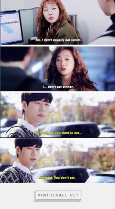 #Cheese in the Trap #korean #drama