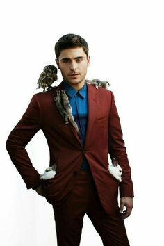1014efebf7951 Zac Efron Photography by Doug Inglish. Styling by Christopher Campbell. And  these animals are cute and they know it.