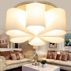 Search results for: 'uk lighting ceiling-lights flush-ceiling-lights six-light-petal-shaped-frosted-glass-shaded-flush-mount' Flush Mount Chandelier, Flush Mount Lighting, Chandelier Lamp, Frosted Glass, Glass Shades, Faucet, Home Improvement, Ceiling Lights, Shapes