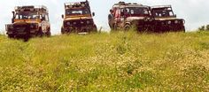 Off Road Tours in Land Rover Defenders - get off road with of kms of amazing tours starting at the hotel. Country Hotel, Country Life, Visit Poland, 4x4 Off Road, At The Hotel, Defenders, Land Rover Defender, Where To Go, Offroad
