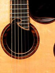 Everett Guitars - Hand Made Acoustic Guitars - 2006-2010 Guitar Gallery