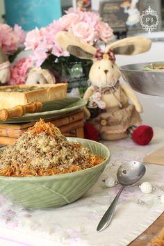 Degustação de Páscoa por Patrícia Junqueira.