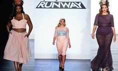 'Project Runway' Debuts Plus-Size Collection & Makes History At NYFW