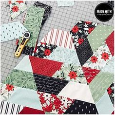 Now that we're putting up trees and decorating for the holidays, we've been looking for the perfect tree skirt and this. is. it. From Quilt Supply Co., this is their version of My Holiday Hexagon Tree Skirt made with Lella Boutique's Little Tree collection. The pattern is by Angela Pingel Designs.⠀⠀⠀⠀⠀⠀⠀⠀⠀ ..⠀⠀⠀⠀⠀⠀⠀⠀⠀ Thank you to Quilt Supply Co. for the inspiration - @quiltsupplyco. For more about the pattern - @angelapingel. Little Tree is by Vanessa - @lellaboutique.⠀⠀⠀⠀⠀⠀⠀⠀⠀ ..⠀⠀⠀⠀⠀⠀⠀⠀⠀ Hexagon Quilt, Hexagons, Round Basket, Bed Runner, Basic Grey, Quilt Making, I Fall In Love, Tree Skirts, Trees